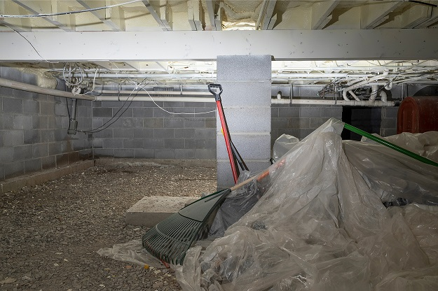 best crawl space solutions