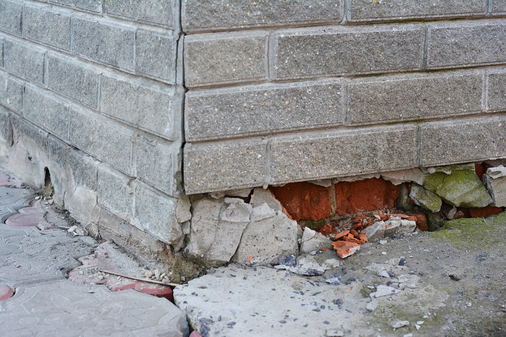 repair your foundation in bucks county pa